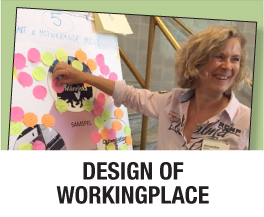 Design of workingplace